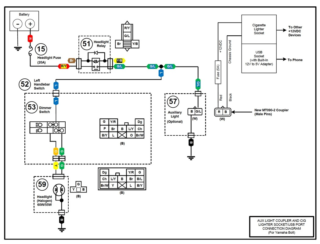 6375381_orig xvs95ce diagrams cvvmax's garage power commander 3 usb wiring diagram at creativeand.co